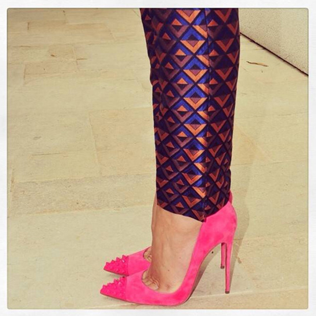 louboutin pigalle mat