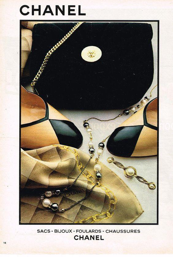 chanel 1980