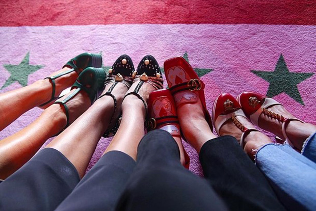 gucci-spring-2017-shoefie