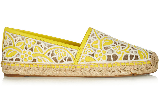 tory-burch-lace-yellow