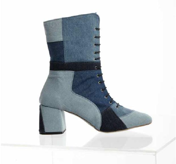 amelie-pichard-pamela-anderson-boots-jean