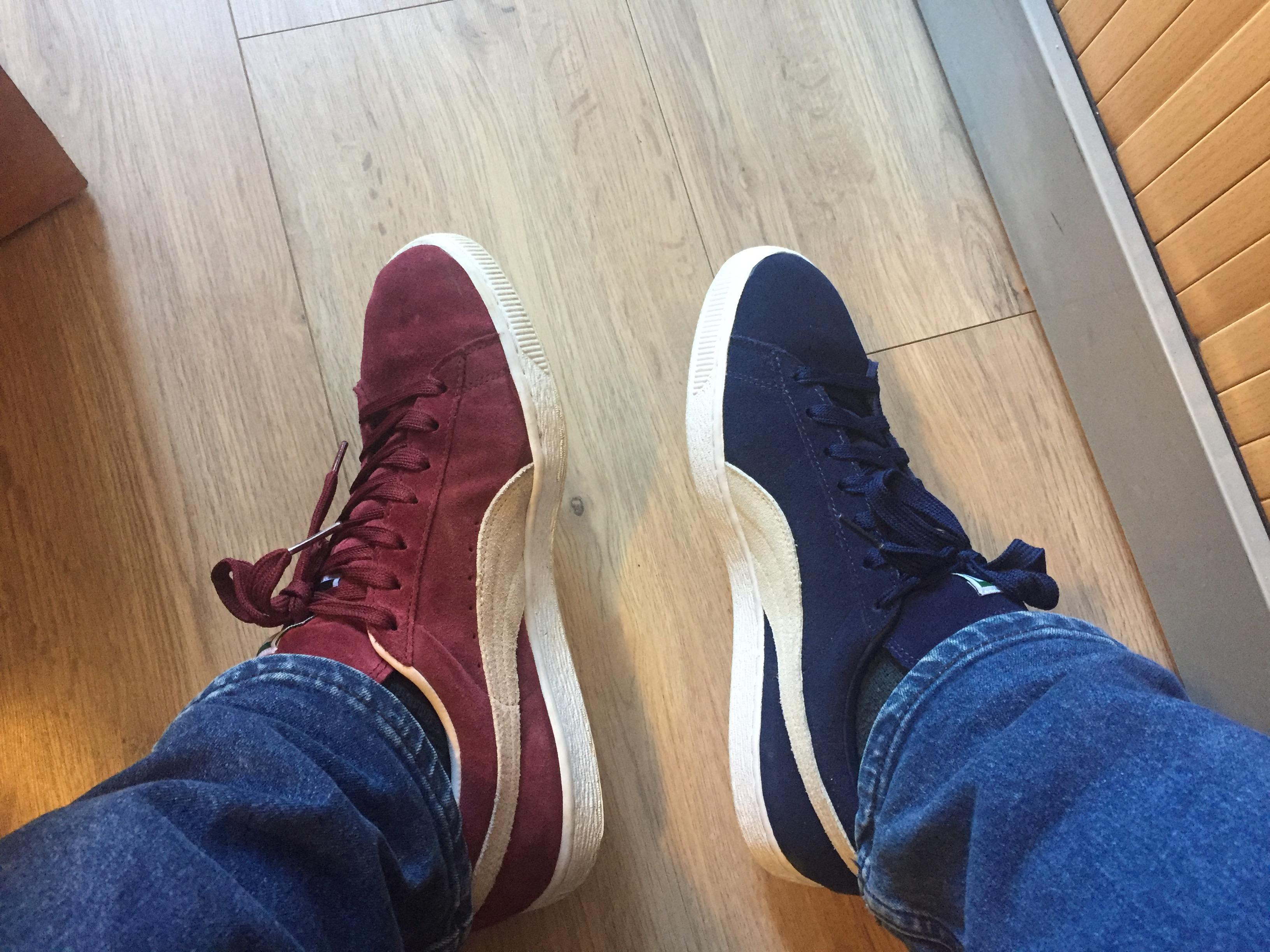 b57a7894605 PsyShoe  2   Pourquoi est-ce qu on ne porte pas des shoes dépareillées