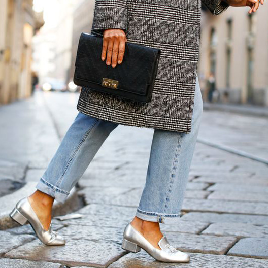 ca98004187f752 Que porter avec des chaussures argentées ? (ET LESQUELLES?)