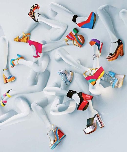 window shoes